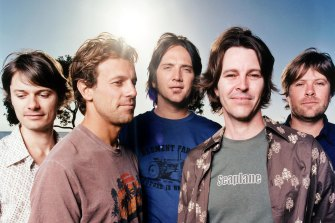 Powderfinger's new album features songs they recorded between 1998 and 2010.