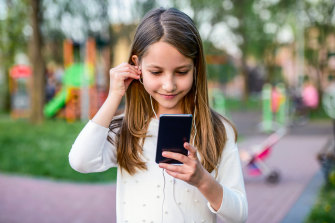 The Prime Minister has raised concerns about the impact of social media on children.