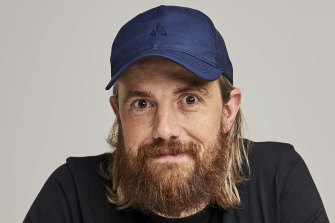 Mike Cannon-Brookes, Atlassian co-founder and chief executive.