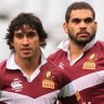'It's not a rort': Johnathan Thurston angry at suspicion over Greg Inglis' retirement