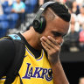'If anything, it motivated me': Kyrgios, Nadal pay tribute to Kobe Bryant
