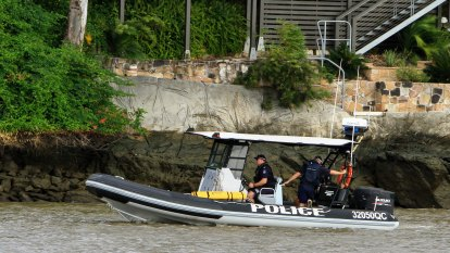 Police end search for man who went missing near Brisbane River boat ramp