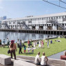 'Scandalous': Walsh Bay arts precinct revamp stalls