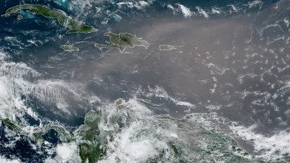 'Godzilla dust cloud' from the Sahara spreads across the world