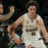 'A good problem': Giddey could be drafted to the NBA while at the Tokyo Olympics