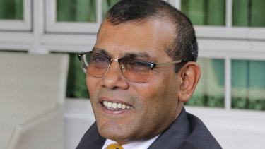 Former Maldives president Mohamed Nasheed is in a critical condition in hospital.