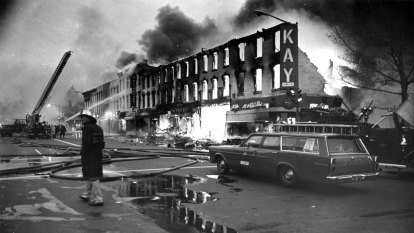 Fighting in the streets: a timeline of police violence and race riots in the US