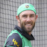 Stars look to innovative Maxwell in bid for elusive BBL title