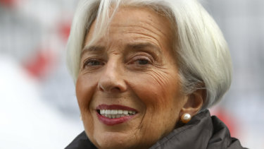 Christine Lagarde: international fame and influence, but who is her main man?