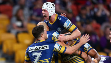 Eels hooker Reed Mahoney could be a savvy purchase for the Dolphins.