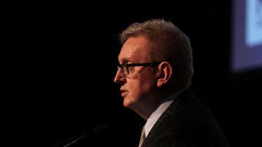NSW Arts Minister Don Harwin.