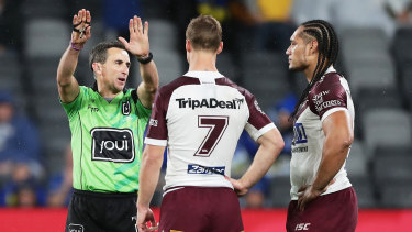 Out of order: Penn believes the timing of the rumours is no coincidence.