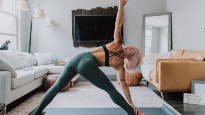 How to maximise your virtual workouts – and stay motivated