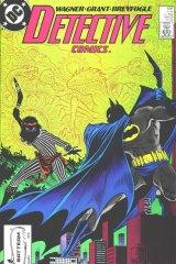 Batman vs the 'Aborigine'.