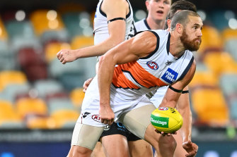 Ruckman Shane Mumford is set to get a new deal with the Giants.