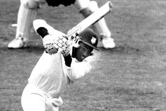 Brian Lara smashed Australia's bowlers to all parts of the SCG during his epic innings of 277 in 1993.