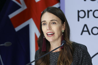 Prime Minister Jacinda Ardern played down a rift over the Five Eyes intelligence alliance.