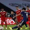 Japan progress, Qatar's Ali equals record in North Korea thrashing