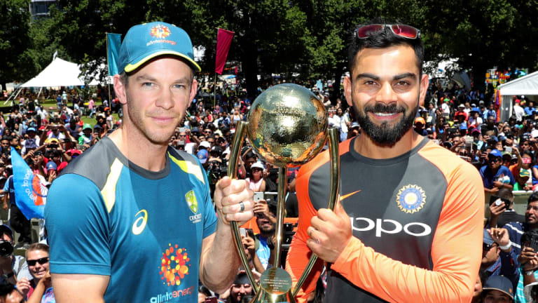 Australian captain Tim Paine and Indian captain Virat Kohli are set to resume hostilities in Melbourne after a fiery Perth Test.