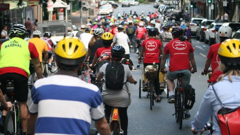Space 4 Cycling Big Push for Road Safety ride is expected to attract hundreds of riders.