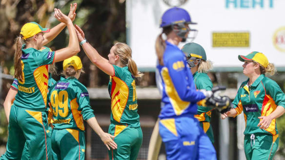 ACT Meteors slip behind WNCL eight ball
