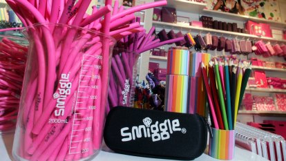 'Once-in-a-lifetime event': Brexit dents Smiggle's growth plans