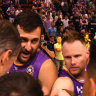 Crowd record spurs Kings' title hopes