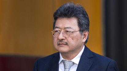 TPG to review David Teoh's son assault conviction