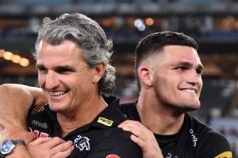 Nathan Cleary knows coaching is a ''lifelong apprenticeship''.