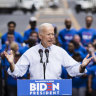 'I don't believe it': Joe Biden ditches Democrats' push for anger to combat Donald Trump