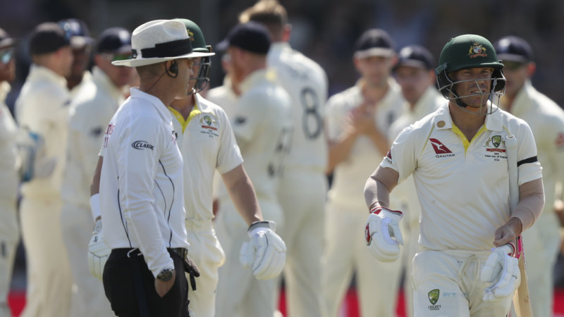 Ashes 2019: Dominant Stuart Broad leaves David Warner in