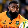 Koroibete misses birth of son to help Wallabies beat France