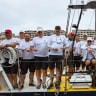 Sydney to Hobart yacht Monster Project 'arrested' on eve of race