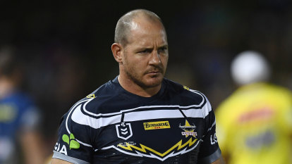 Retiring North Queensland great Scott discharged from hospital