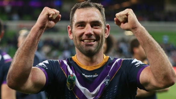 Cameron Smith wants to play on but he admits retirement is tempting