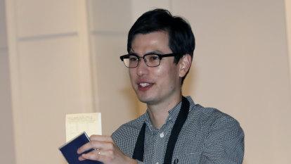 'Very sad': Alek Sigley rejects North Korea spy accusation