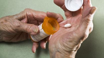 COVID-19 demand leads to Australian shortages of rheumatoid arthritis drug
