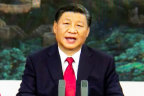 Xi says China will not build new coal-fired power projects abroad