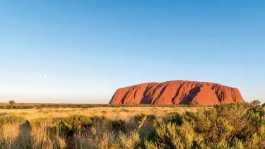 Uluru is a monolith. The steel structures popping up around the globe? Not so much.