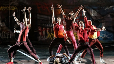 Opera Australia was nominated for eight awards in the musicals category.