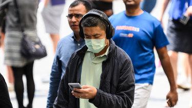 Coronavirus deaths reach two in Australia.