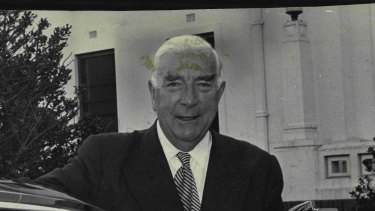 Former prime minister Robert Menzies is among prominent Australians baptised in absentia by the Mormons.