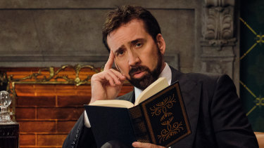 Nicolas Cage in History of Swear Words.