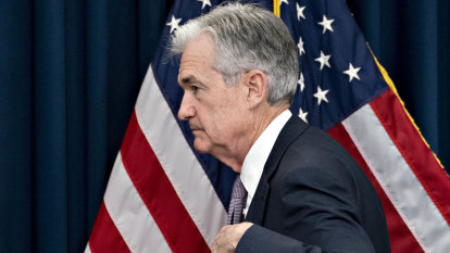 US Fed is caught in a trap - if it tries to escape all hell breaks loose