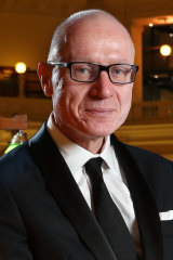 News Corp chief Robert Thomson.