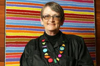 Trailblazer: Jane Mathews, pictured here in 2005.