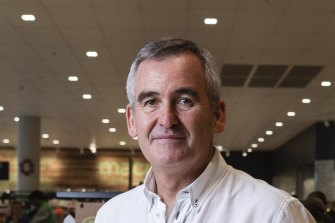 Woolworths' CEO Brad Banducci says a fresh-faced team helped the company overcome its January 'slump'.