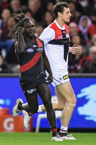 Constant threat: Anthony McDonald-Tipungwuti.