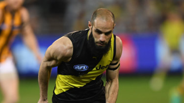 Bachar Houli had been getting frustrated at  the lack of a contract offer.