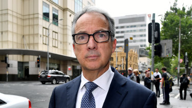Macquarie's retiring CEO, Nicholas Moore, left the royal commission with his reputation intact.